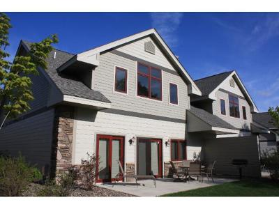 Crosslake Condo/Townhouse For Sale: 36955 Sundance Loop #837