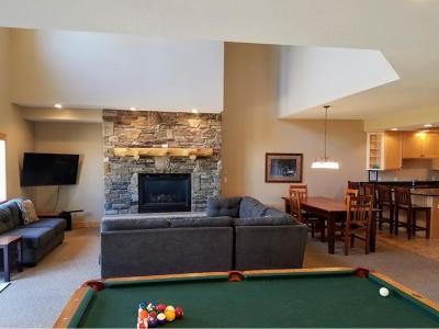 Crosslake Condo/Townhouse For Sale: 36963 Sundance Loop #838