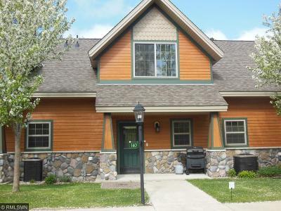 Lake Shore Condo/Townhouse For Sale: 140 Cog - Lost Lake Road