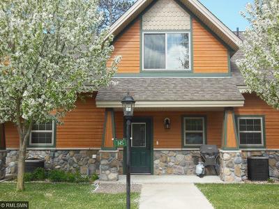 Lake Shore Condo/Townhouse For Sale: 145 Cog - Lost Lake Road