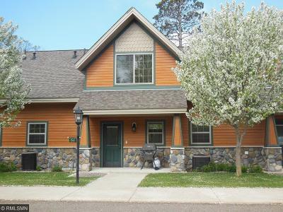 Lake Shore Condo/Townhouse For Sale: 150 Cog - Lost Lake Road