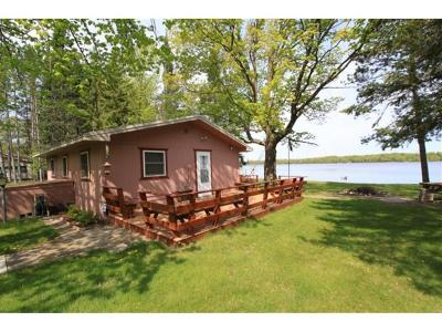 Aitkin MN Single Family Home For Sale: $154,000