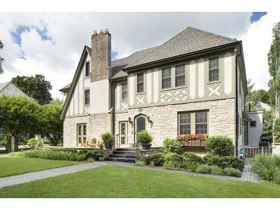Edina MN Single Family Home For Sale: $1,550,000