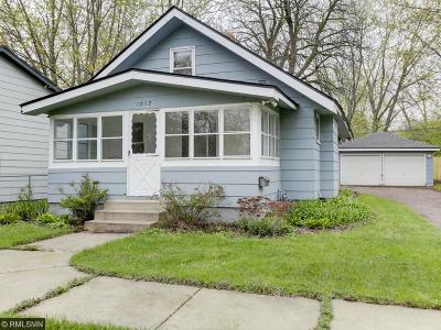 Golden Valley Single Family Home Sold: 1017 Sumter Avenue N