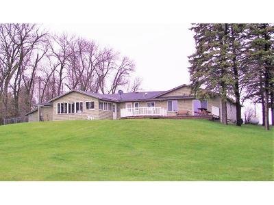 Sauk Centre Single Family Home For Sale: 44095 County Road 184
