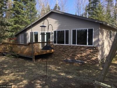 Outing Single Family Home For Sale: 7003 W Leavitt Road NE