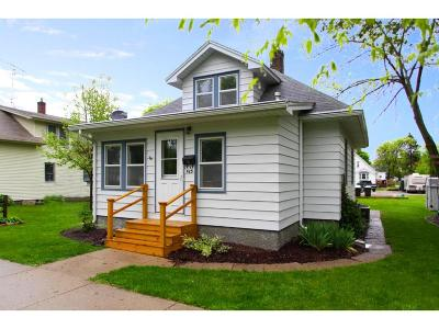 Hutchinson MN Single Family Home Sold: $94,500