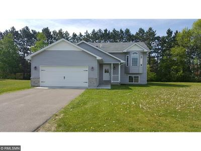 Milaca MN Single Family Home Sold: $144,000