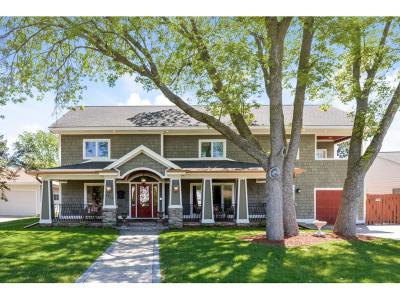 Saint Louis Park Single Family Home Sold: 2525 Joppa Avenue S