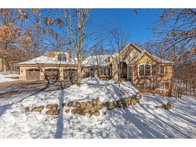 North Oaks Single Family Home For Sale: 14 Red Forest Way