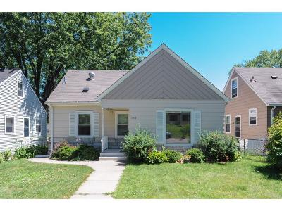 Minneapolis MN Single Family Home Sold: $195,580