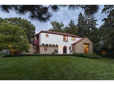 Golden Valley Single Family Home Sold: 1307 Tyrol Trail
