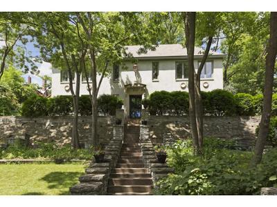 Saint Paul Single Family Home For Sale: 311 Irvine Avenue