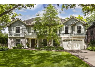 Edina Single Family Home Sold: 4431 W 52nd Street