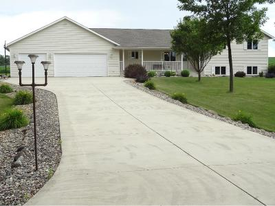 Dassel Single Family Home For Sale: 17854 718th Avenue