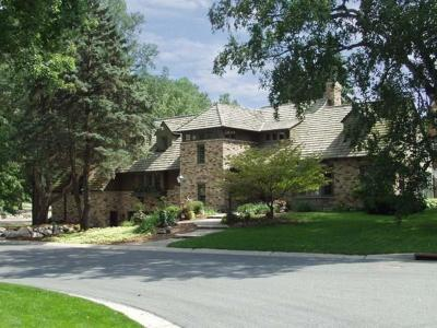Golden Valley Single Family Home Sold: 1414 Tyrol Trail