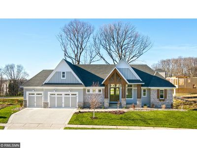 Plymouth Single Family Home Sold: 5535 Comstock Lane N