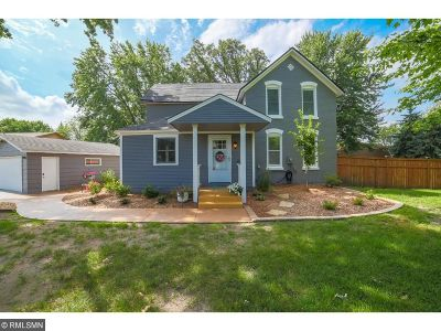 Brooklyn Park MN Single Family Home Sold: $273,500