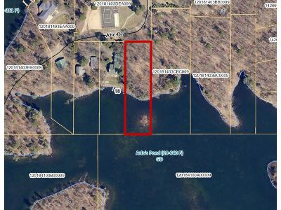 Crosslake Residential Lots & Land For Sale: Xxx Abc Drive