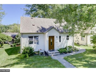 Robbinsdale Single Family Home Sold: 2736 France Avenue N