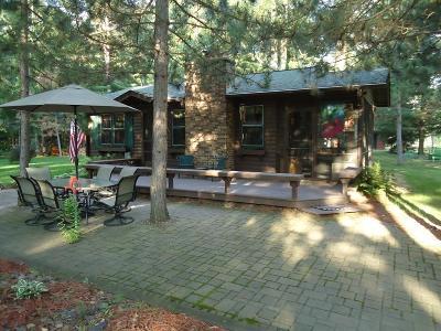 Crosslake Single Family Home For Sale: 36607 Timber Lane
