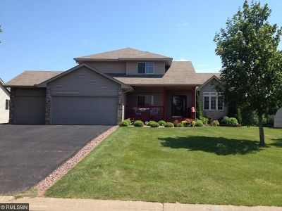Cambridge MN Single Family Home Sold: $235,000