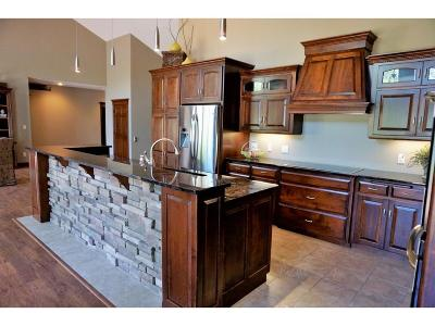 Stearns County Single Family Home For Sale: 25550 Cyrilla Beach Road