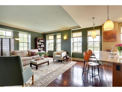 Condo/Townhouse For Sale: 510 Groveland Avenue #428
