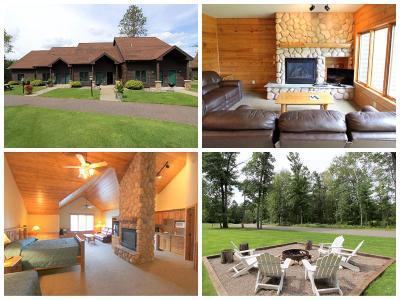 Nisswa Condo/Townhouse For Sale: 4048 Golf Villas Circle