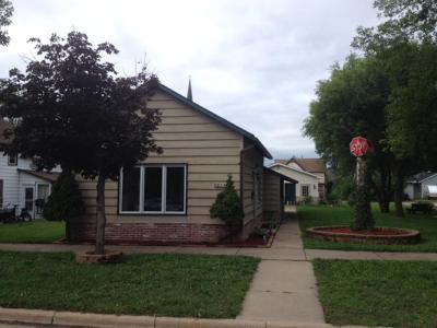 Belle Plaine MN Single Family Home Sold: $119,900