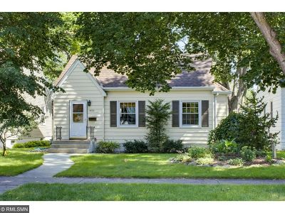Robbinsdale Single Family Home Sold: 3652 Perry Avenue N