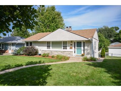 Richfield MN Single Family Home Sold: $239,900