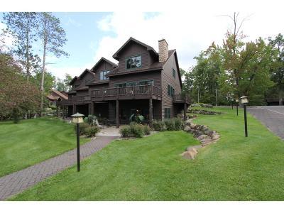 Nisswa Condo/Townhouse For Sale: 4040 Golf Villas Circle
