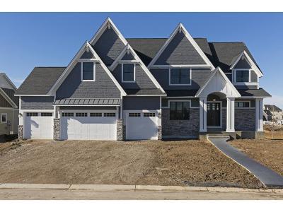 Plymouth Single Family Home Sold: 5665 Zanzibar Lane N