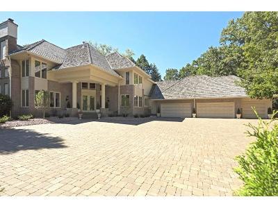 Edina Single Family Home Sold: 6625 West Trail