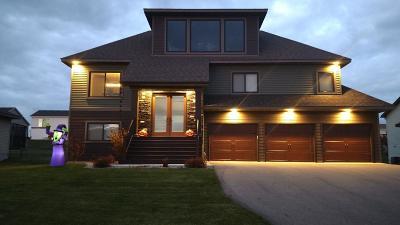 Sauk Rapids Single Family Home For Sale: 1555 Prairie View Lane NE