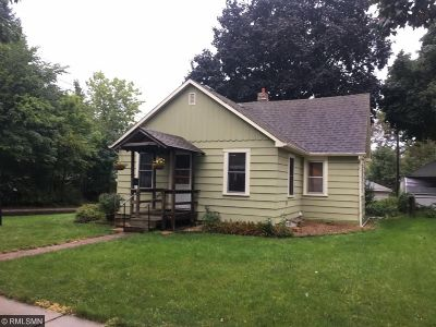 Single Family Home Sold: 1808 Benson Avenue
