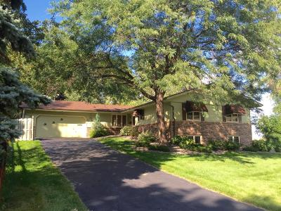 Robbinsdale Single Family Home Sold: 3602 46 1/2 Avenue N