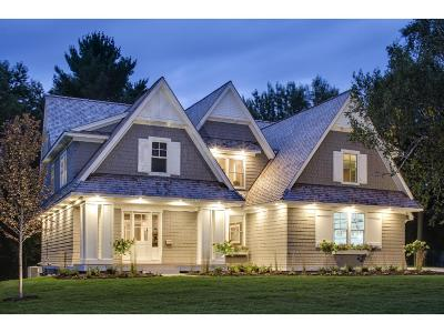 Edina Single Family Home Sold: 5309 Chantrey Road