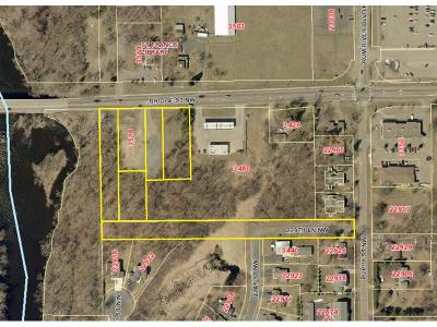 Residential Lots & Land For Sale: 3518 Bridge Street NW