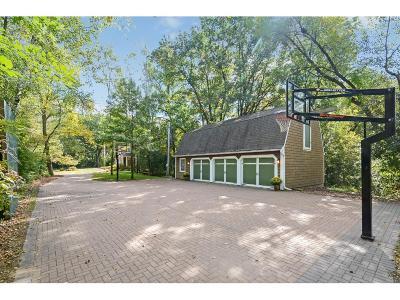 Eagan Single Family Home For Sale: 1240 Deerwood Drive