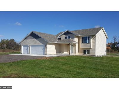 Milaca MN Single Family Home Sold: $189,900