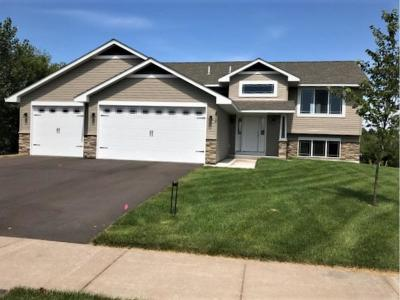 Isanti Single Family Home For Sale: 810 Winsome Way NE