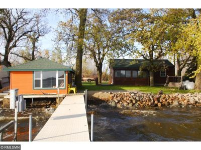 Eden Valley MN Single Family Home Sold: $150,000