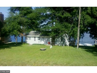 Grey Eagle MN Single Family Home Sold: $172,000