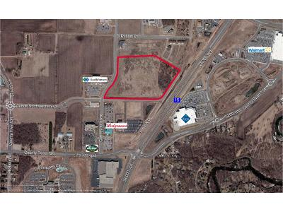 Stearns County Residential Lots & Land For Sale: Xxx Connecticut Ave And Hwy 15