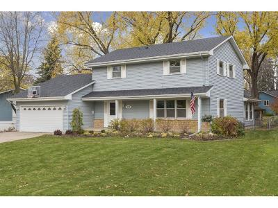 New Hope Single Family Home Sold: 3974 Zealand Avenue N
