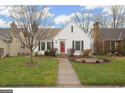 Robbinsdale Single Family Home Sold: 3939 York Avenue N