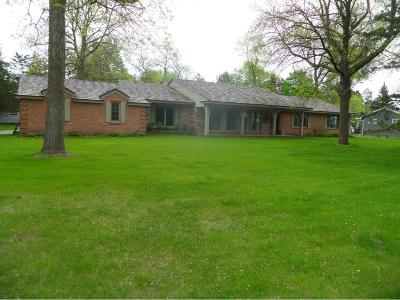 Sauk Centre Single Family Home For Sale: 731 Country Club Road