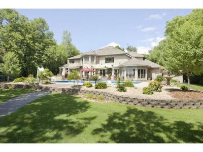 Sartell Single Family Home For Sale: 4067 Pine Point Road